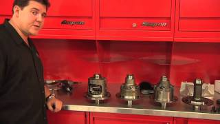 HOT ROD How To:  Order a Strange Rear Axle for Your Car