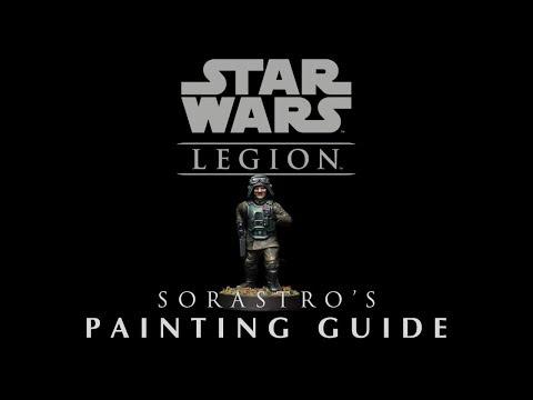 Star Wars Legion Painting Guide Ep.9: General Veers
