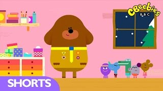 Hey Duggee: Christmas Tree Decorations - CBeebies
