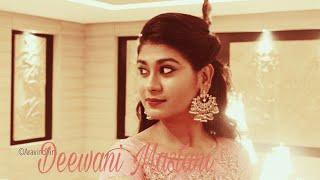 Nithyashree   Deewani Mastani