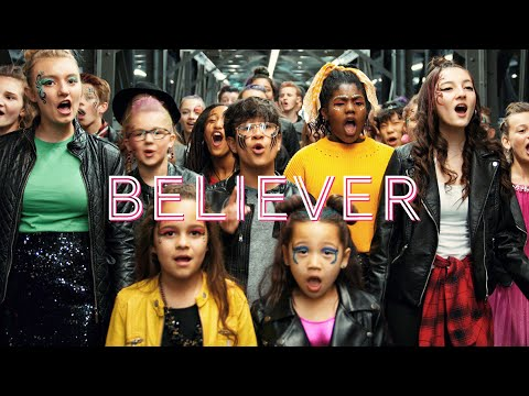 Imagine Dragons Believer Thunder by One Voice Children s Choir