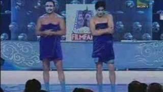 Shahrukh n Saif At their humorous best