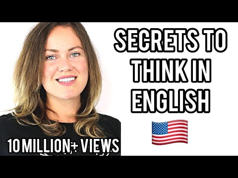 How to Stop Translating in Your Head and Start Thinking in English Like a Native