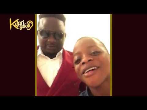 Wande coal + Destiny boy + skales performing @ Eko Hotel