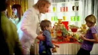 Haribo Party Commercial (German) - Thomas Gottschalk