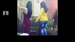 رقص خليجي على اغاني واي واي
