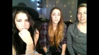 Ally Hills & Stevie YouNow 2/2/15 Pt.1/2 ( First )