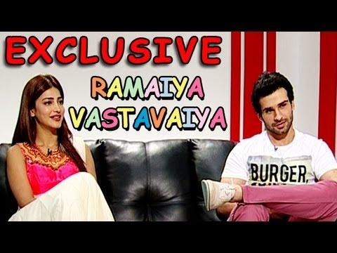 Xxx Mp4 Ramaiya Vastavaiya Exclusive Interview With Shruti Hasan Girish Kumar 3gp Sex