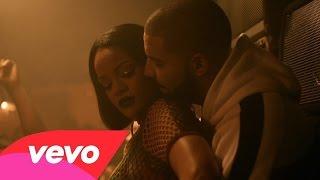 Rihanna Work Ft Drake Official Music Video / inspired Makeup