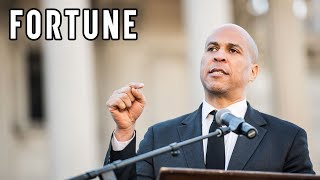 Cory Booker: Meet the 2020 Candidate I Fortune