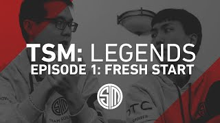 TSM: LEGENDS - Season 2 Episode 1 - Fresh Start