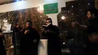 Hussain Jari - Bazaar ke Manzar ko - Live in Karbala Ashura 2014