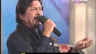 Attaullah khan Esakhelvi Khat Likhan On PTV Home Taraq Aziz Show