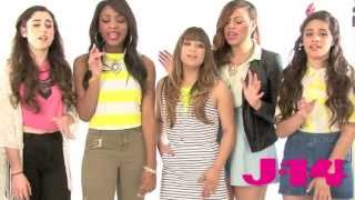 J-14 Exclusive: Fifth Harmony Cover Taylor Swift's Red