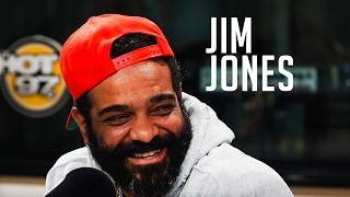 Jim Jones Talks Dipset Break Up, Jay-Z, Max B, French Montana, Mona Scott, Rocnation & More