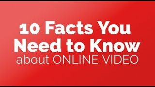 10 Online Video Trends & Statistics 2018 - Internet Video Marketing Statistics & Facts