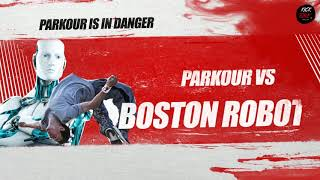 ROBOT FREERUNNERS are the future !!   -BOSTON ROBOTS-