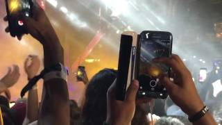 Travis Scott - Uber Everywhere (Live at the Rolling Loud Festival on 5/7/2017)