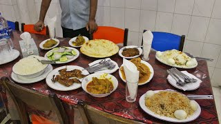 Bengali Lunch at Al Razzak Hotel | সেহরি স্পেশাল আল রাজ্জাক হোটেল | Bangladeshi Food Review