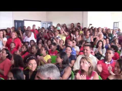 LUISINHO BARROS PREFEITO DE SÃO BENTO POSSE NOVOS PREFEITOS