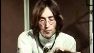 Джон Леннон отрывок из интервью