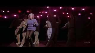 Marilyn Monroe and Ella Fitzgerald sing