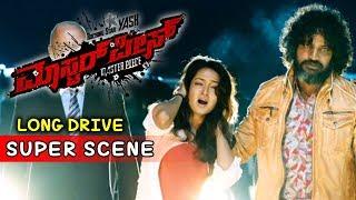 Yash Movies | Yash Sakkath Super Fight Kannada Scenes | Masterpiece Kannada Movie