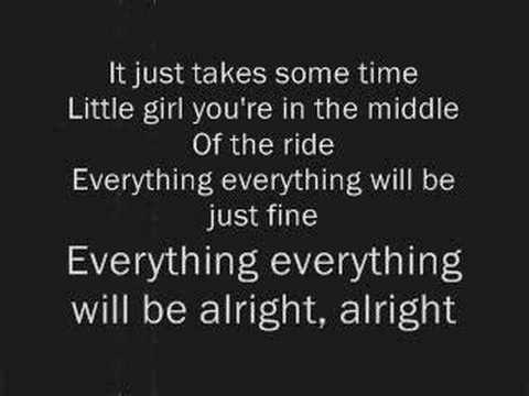 Jimmy Eat World The Middle Lyrics