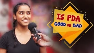 Is PDA Good Or Bad | What Is Dating | Kolkata Girls Open Talk | Wassup India