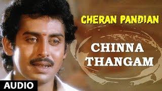 Chinna Thangam Full Song || Cheran Pandian || Sarath Kumar, Srija, Soundaryan | Tamil Songs