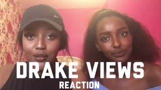 DRAKE VIEWS ALBUM REACTION
