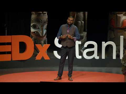 Feeling stuck fuelling life from average to epic Bosco Anthony TEDxStanleyPark