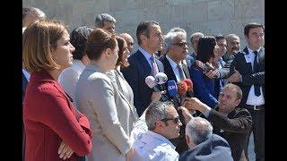 Mithat Sancar: CHP'nin başlattığı yürüyüş geç de olsa olumlu