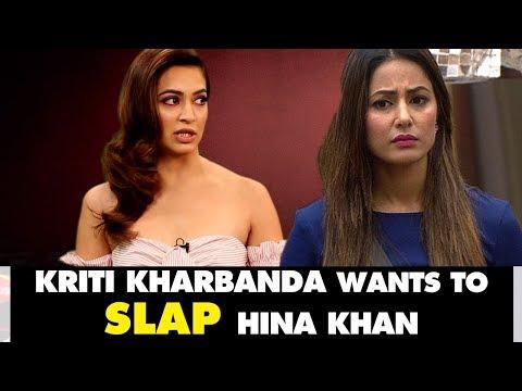 Xxx Mp4 Kriti Kharbanda Wants To SLAP Hina Khan For Her BULGING Comment On South Heroines SpotboyE 3gp Sex