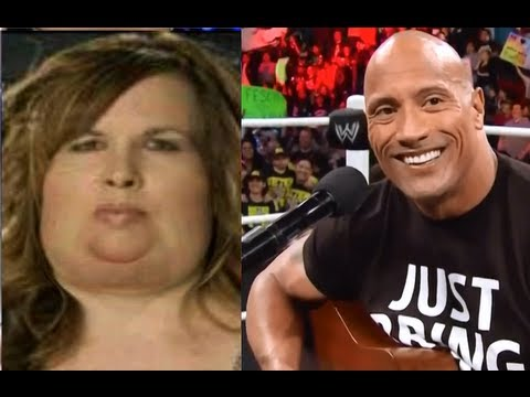 Xxx Mp4 A SONG For Vickie Guerrero From The ROCK 3gp Sex