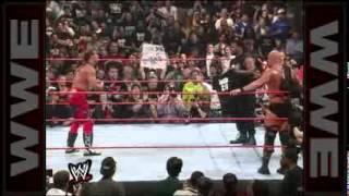 Iron Mike Tyson knocks out Shawn Michaels WrestleMania XIV