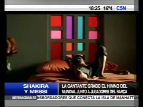 Xxx Mp4 C5N SHAKIRA Y MESSI 3gp Sex