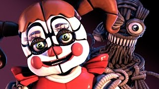 SFM FNAF Sister Location Music Video: Don't Hold It Against Me by Trapper John