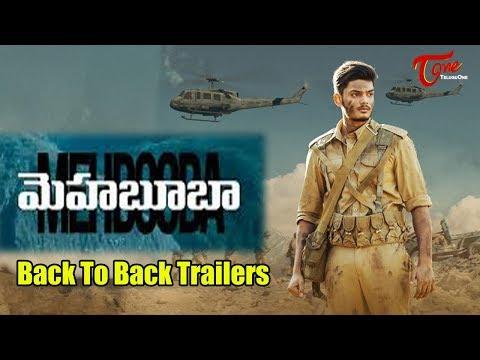 Xxx Mp4 Mehabooba Movie Trailers Back To Back Puri Akash Neha Setty Teluguone Trailers 3gp Sex