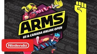 2018 ARMS US & Canada Online Open