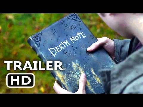 DEATH NOTE Official Trailer 2017 Nat Wolf Netflix Thriller Movie HD