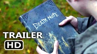 DEATH NOTE Official Trailer (2017) Nat Wolf, Netflix Thriller Movie HD