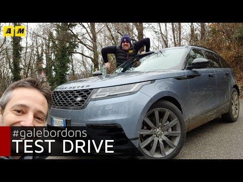 Range Rover Velar Seduti nel burro di un SUV superiore ENGLISH SUB