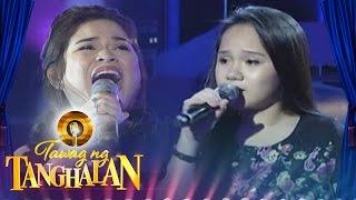 Tawag ng Tanghalan: Adelene Rabulan vs. Jennie Gabriel