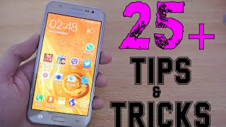 Samsung Galaxy J5 - 25+ Tips & Tricks HD