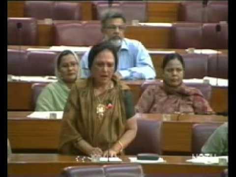 MQM MNA Fozia Ejaz Khan Speach In National Assembly Of Pakistan