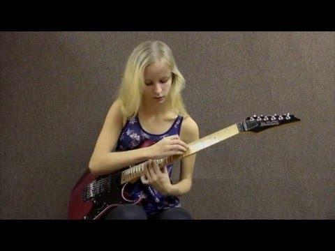 A. Vivaldi Summer Presto guitar cover