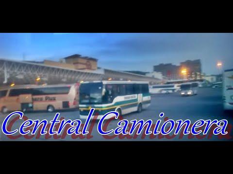 Terminal de Autobuses Queretaro Mexico central camionera