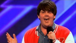 Craig Colton's audition - The X Factor 2011 (Full Version)