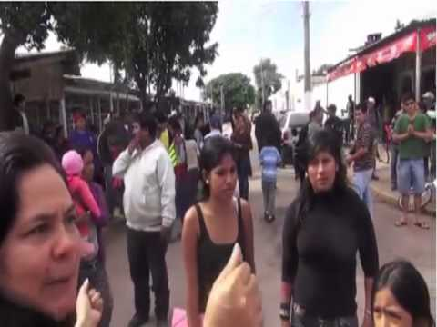 POLICIAS BRASILEROS GOLPEAN A BOLIVIANOS EN CORUMBÁ BRASIL